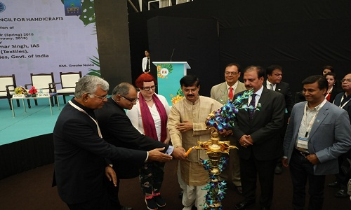 45th edition of five days extravaganza of IHGF Delhi fair