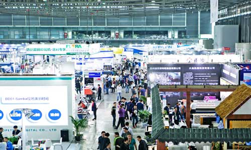 9th Shanghai International Digital Printing Industry Fair TPF 2018 from April 19