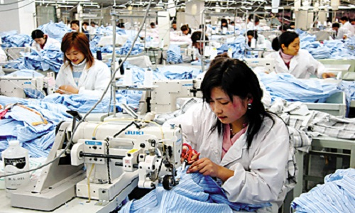 Chinas development plan for textile industry to promote green