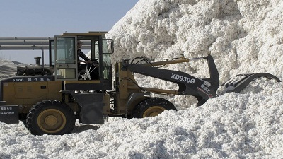 China's unloading of cotton stockpile may depress global prices