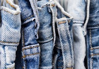 Denim jeans' global popularity continues to rise
