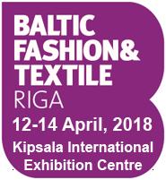 23rd Baltic Fashion Textile