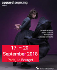 ApparelSourcing Paris 2018