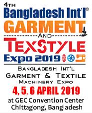 Bangladesh Garment & Textile Exop 2019
