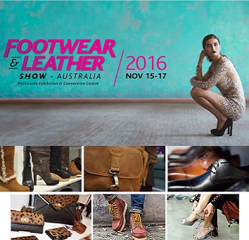 FOOTWEAR  LEATHER SHOW AUSTRALIA 2016
