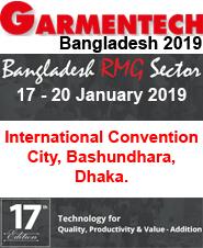 Garmentech Bangladesh 2019