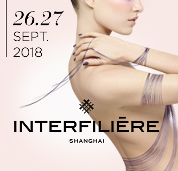 Interfiliere Shanghai 2018