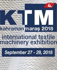 International Kahramanmaraş Textile Machinery Exhibition, KTM 2018