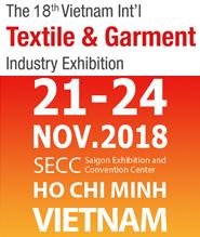Vietnam Textile Garment Exhibition 2018