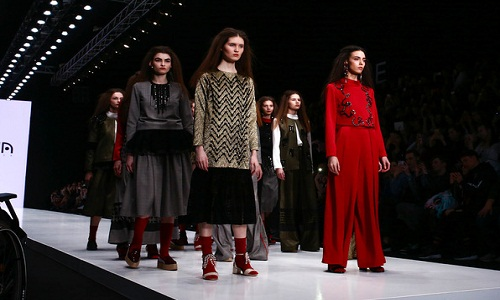 FOURTH DAY OF THE NEW SEASON OF MERCEDES BENZ FASHION WEEK