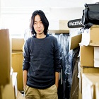 Facetasm's designer Hiromichi Ochiai to judge 'Fashion Designers' contest at 'CENTRESTAGE'