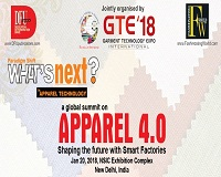 Global experts to speak at Apparel 4.0, first ever global summit at GTE