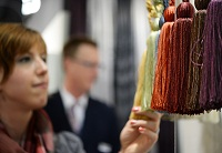 Heimtextil gets a positive response from exhibitors, visitors