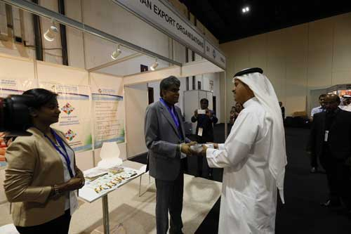 India offers her best at Dubai fair
