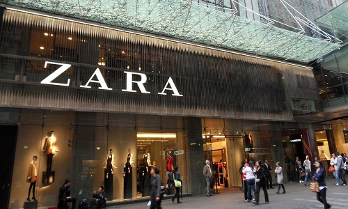 Inditex better placed than H M to drive growth