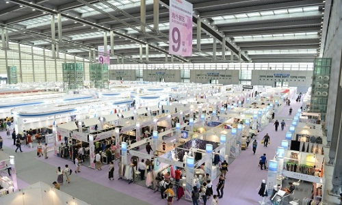 Intertextile Shanghai Apparel Fabrics 2017 Impresses buyers visitors with myriad sourcing options