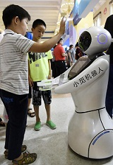 Is China moving towards capital technology intensive economy