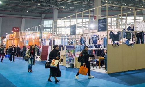 Its denim supremacy at the Intertextile Shanghai Apparel Fabrics