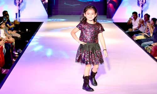 Juniors Fashion Week A W 17 ends on a positive note in Bengaluru