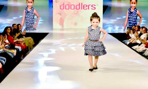 Juniors Fashion Week A W 17 ends on a positive note