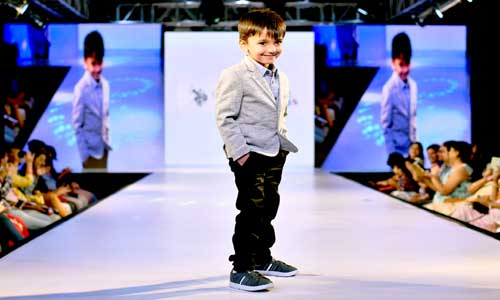 Juniors Fashion Week A W 17 ends on a positive