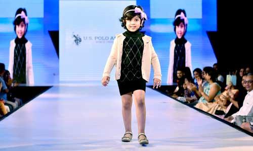 Juniors Fashion Week A W 17