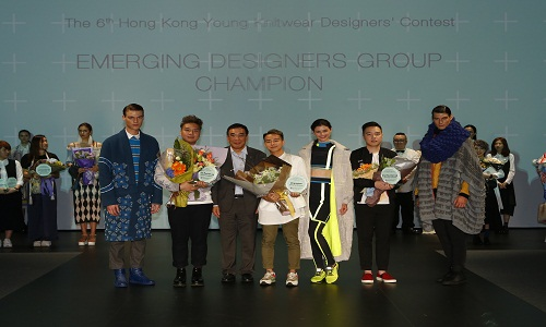 Knitwear Symphony 2016 and Hong Kong Young Knitwear Designers Contest at CENTRESTAGE