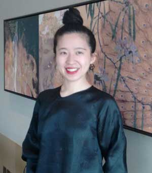 VIP Judge Tasha Liu aims to spot the right Chinese talent at CENTRESTAGE