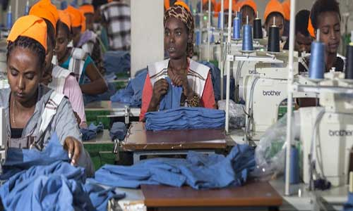 Low labour cost makes Ethiopia apparel makers paradise