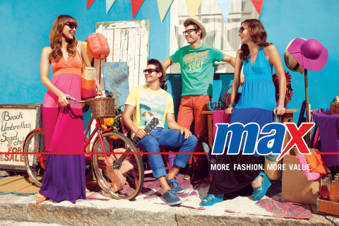 Max Fashion Unveils its Spring 2018 Collection with Underprivileged Kids