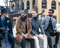Men's fashion takes centrestage as Pitti Uomo n. 93 returns on January 9, in Florence