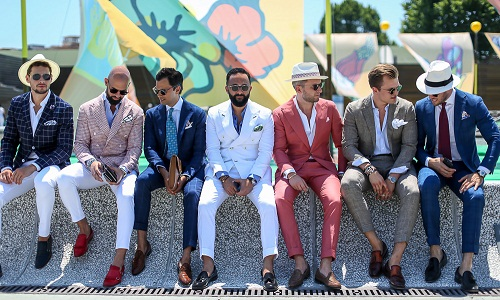 Mens fashion takes centrestage as Pitti Uomo n. 93 returns on January 9 in Florence