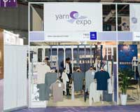 October edition of Yarn Expo lived up to industry expectations