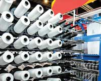 Pakistans textile industry going through tough times