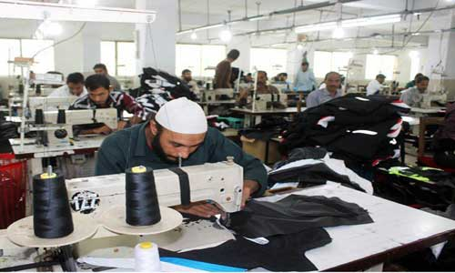 Pakistans textile industry going through