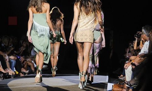 Runway fashion gets eco connect across