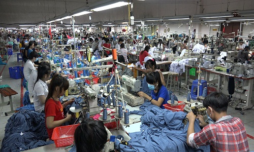 South East Asia gaining muscle in textile manufacturing