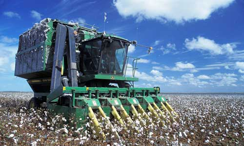 Technology changing the dynamics of cotton crop production in the US