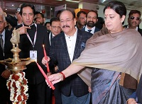 Three-day India International Garment Fair opens in Delhi
