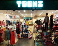 Toonz Retail focusing on Tier II, III expansion