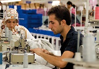 Turkish textile industry finding its feet amid challenges