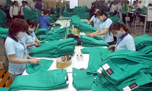 Vietnam aims for stellar growth in textile garment export