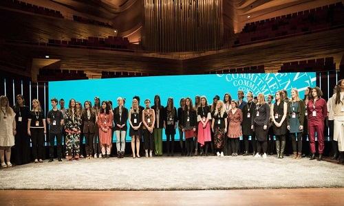 Youth Fashion Summit UN Global Compact unite to challenge fashions