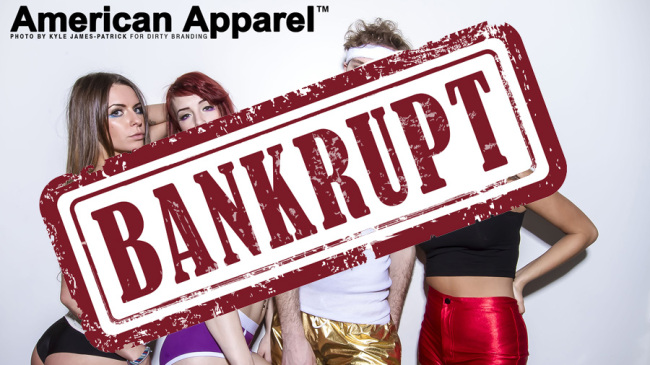 American Apparel claims bankruptcy not a deterrent to its future