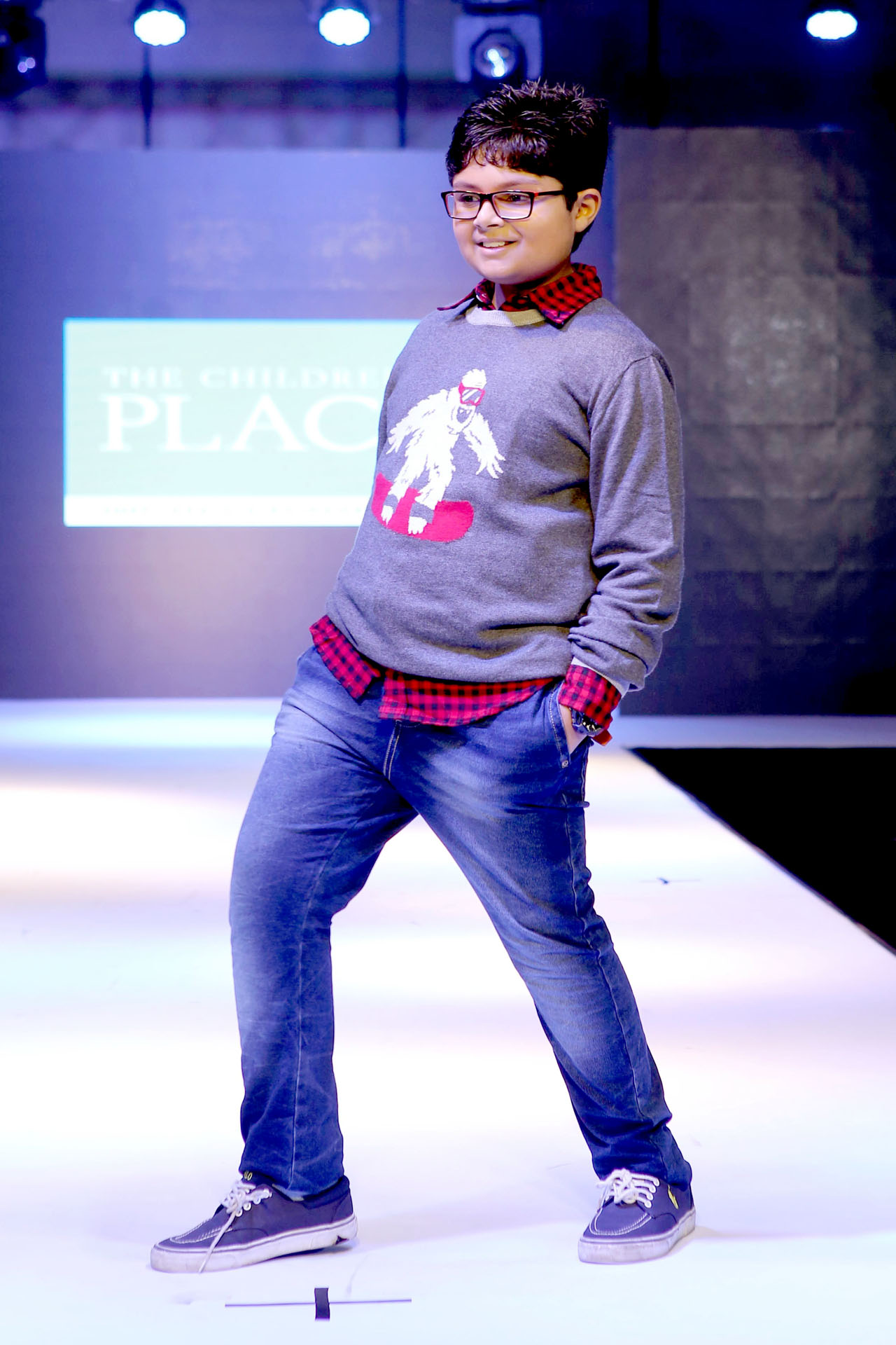 The Children's Place showcased latest collection at Junior's Fashion Week, Delhi