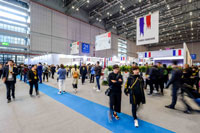 CHIC Shanghai showcases over 1,400 brands, exhibitors wrap up many orders