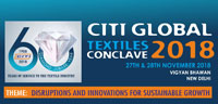 "CITI Global Textiles Conclave 2018 to cover the entire textile value chain from ""Farm to Fashion"