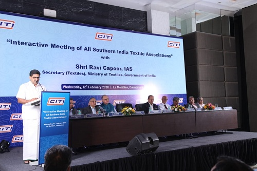 CITI organises interactive meeting with
