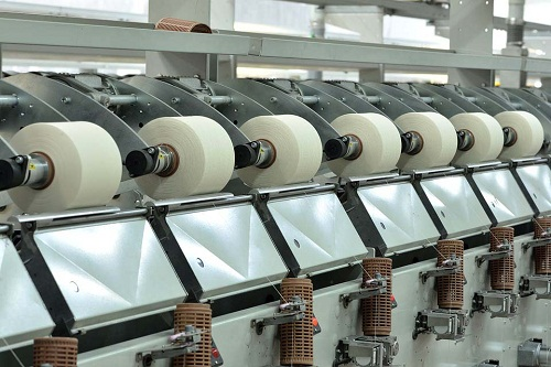 Chinas textile machinery sector growth slows down as pandemic continues