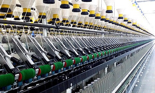 Decrease in yarn and fabric production in Q4 17 001